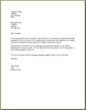 Rate Increase Letter - Cleaning