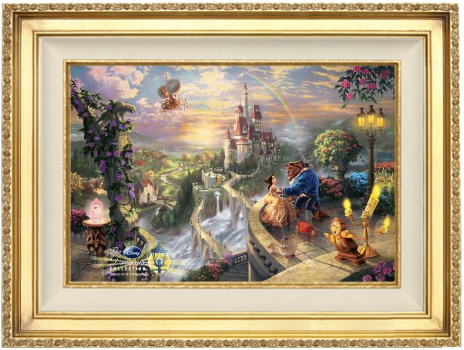 Alabama And Auburn Framed Prints Beauty And The Beast Falling In